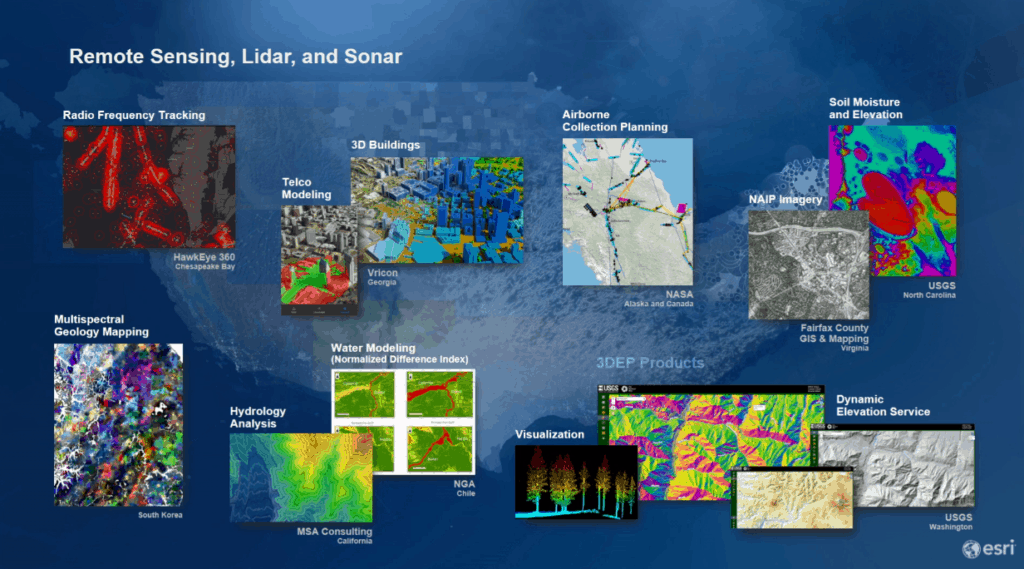 MSA's GIS Work Featured At The Federal GIS Conference